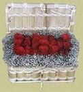 Kars çiçek gönderme  Sandikta 11 adet güller - sevdiklerinize en ideal seçim